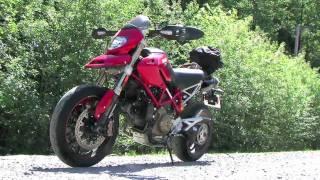 Ducati Hypermotard-A for Adventure
