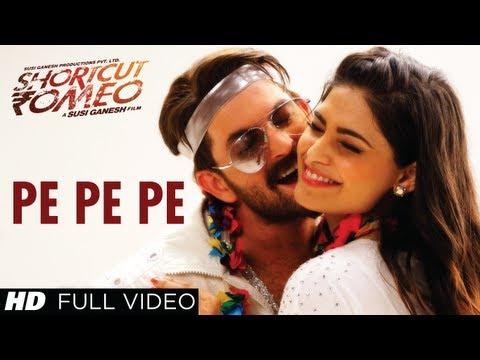 Pe Pe Pe Shortcut Romeo Full Song HD   Neil Nitin Mukesh Puja...