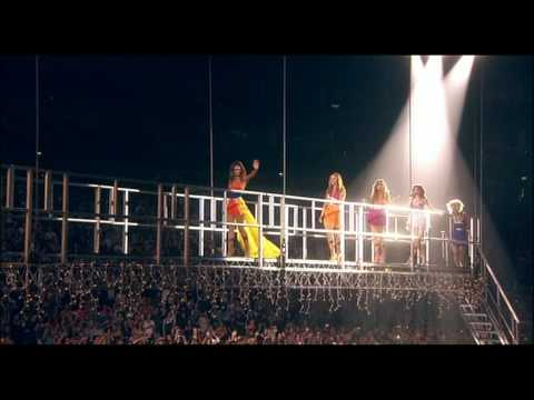 Girls Aloud - I'll Stand By You - HD [Tangled Up Tour DVD]
