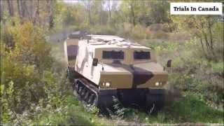 BRONCO New Gen new all terrain tracked carrier ST Kinetics Singapore defense industry