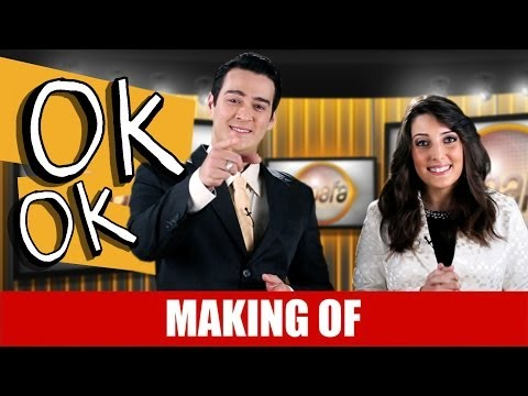 Making Of -  Ok Ok video