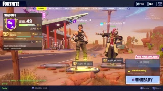 FORTNITE PS4 LIVE! GOOD GIRL CONSOLE BUILDER// DONATE IF POSSIBLE!// SEASON 5 *NEW GUN*