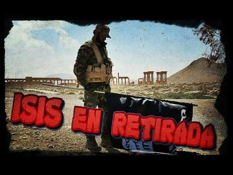 Guerra en Siria 2017: El ISIS en retirada | 08/03/2017