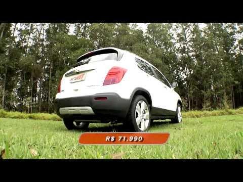 Lançamento Chevrolet Tracker