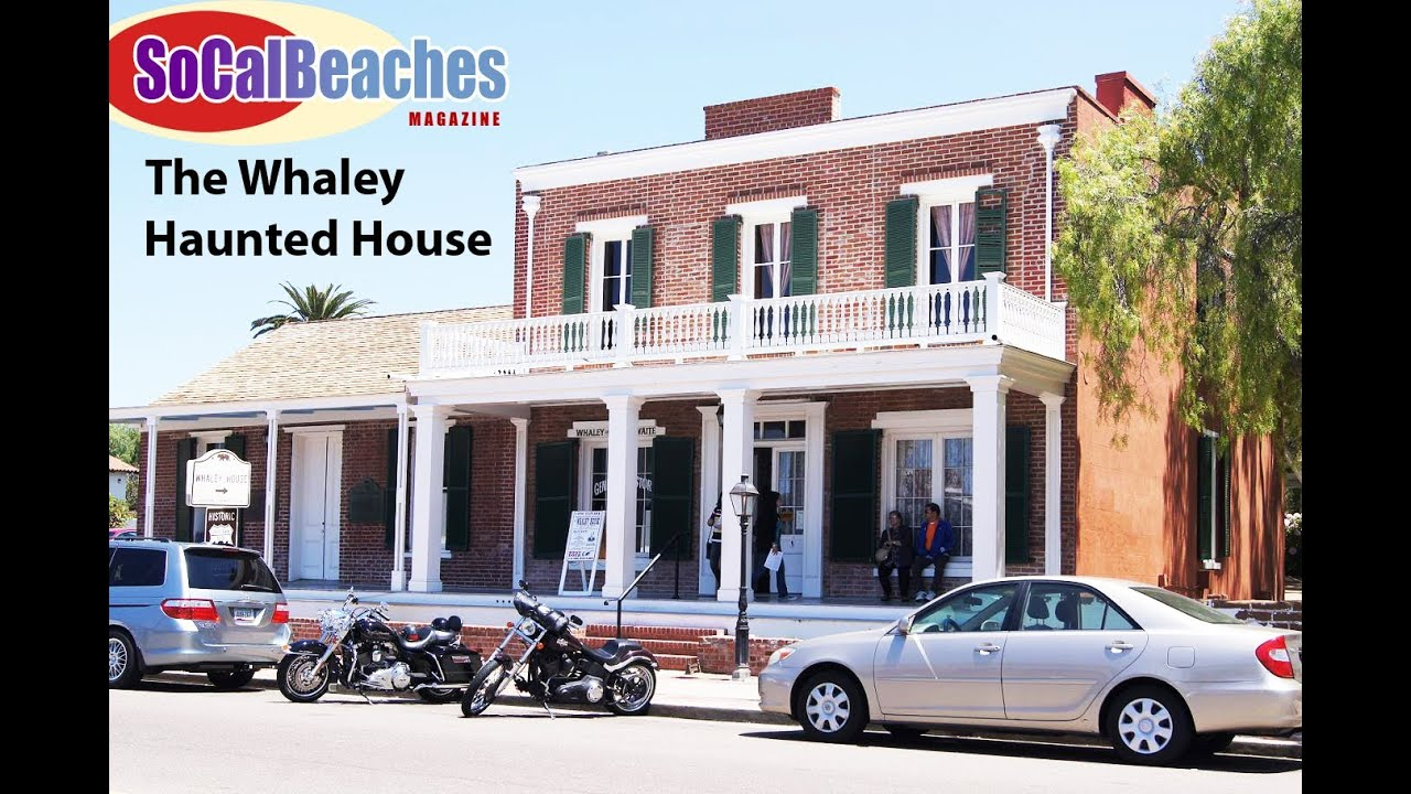The Whaley Haunted House Old Town San Diego