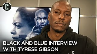 Tyrese Gibson on Black and Blue, Morbius and Fast and Furious 9 Changing the Franchise
