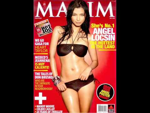 EXCLUSIVE:Hollywood pretty hot and sexy  Angel Locsin