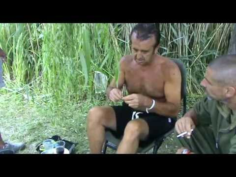 Уроки карпфишинга - видео