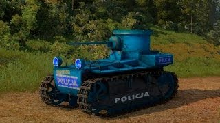 World of Tanks (WoT) Обзор Т1 Cunningham ♥HellCat_ka♥  Aмериканский легкий танк первого уровня.
