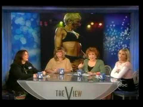 The View - Season 10 Madonna & Lola