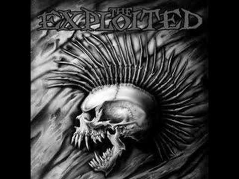 Exploited - Sea Of Blood