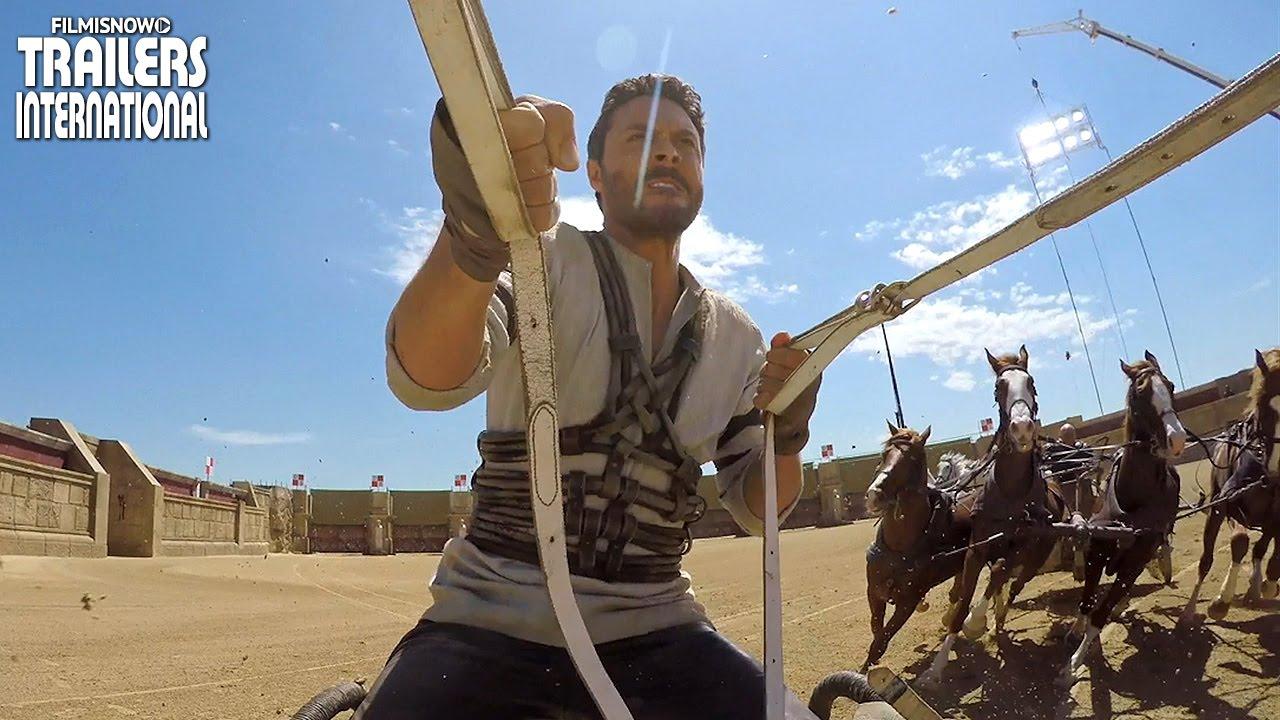 Ben-Hur: Corrida de Bigas [Jack Huston, Morgan Freeman]