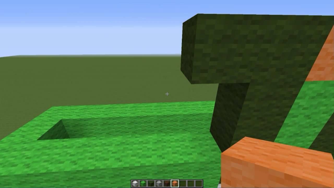 Minecraft Skin Speed Build