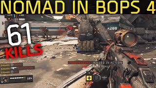 61 Kills ICR! NOMAD in Black Ops 4 gameplay