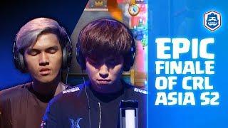 HO IS THE KINGMAKER! | KINGZONE DragonX vs Bren Esports | CRL Asia
