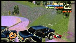 Grand Theft Auto 3 - PS4 - The Exchange - Final Mission