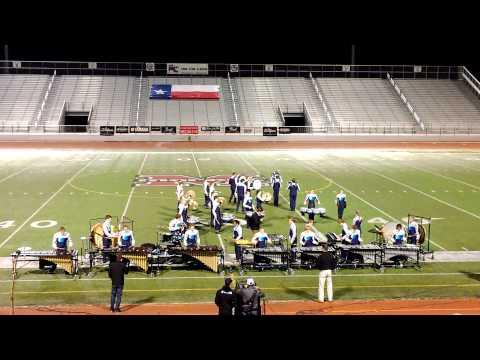 Keller High School Varsity Drumline 2013 Lone Star Classic
