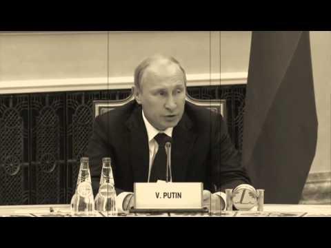 Vladimir Putin Talks Ukraine