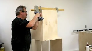 Building The Miter Saw Station - Part 1