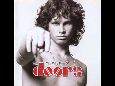 Doors - Black Door Man