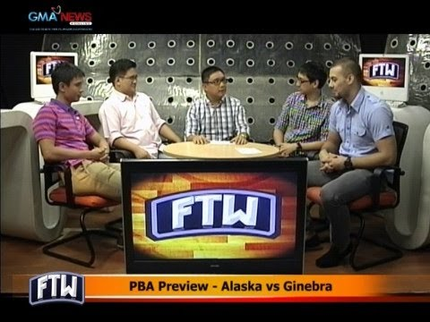 FTW: PBA Preview - Alaska vs Ginebra