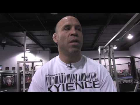 Wanderlei Silva talks Michael Bisping fight at UFC 110 , Mike Whitehead at Strikeforce vs King Mo Video