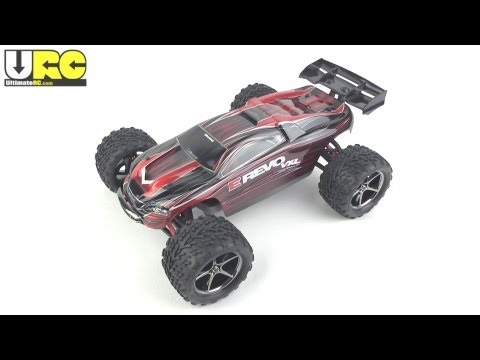 Traxxas Mini E-REVO VXL 1/16th scale brushless RTR Review