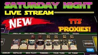 Jackalmen Games LIVE Stream | Star Wars: Destiny | New Proxies!