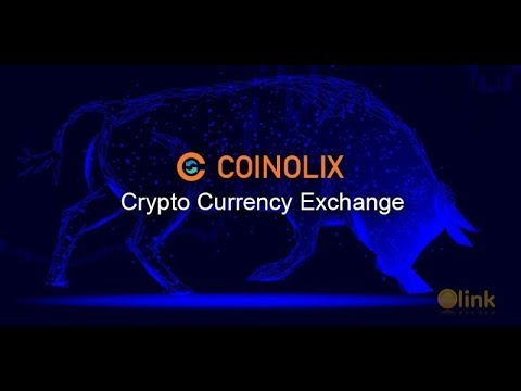Coinolix crypto exchange | Обзор ICO