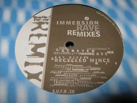 Lawrie Immersion - Rave (Time Stretch Armstrong's Welcome to the Fucking Rave)