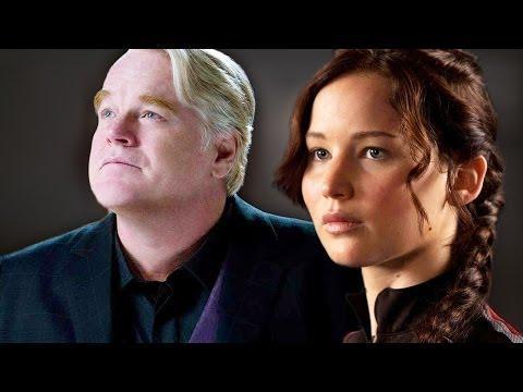 Jennifer Lawrence Reacts To Philip Seymour Hoffman