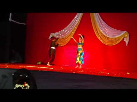Dance performance on Dhipadi Dhipang