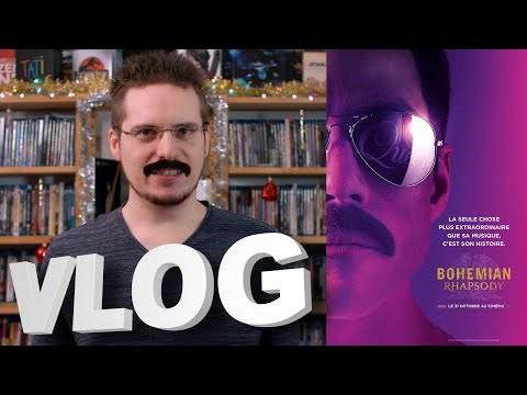 Vlog #574 - Bohemian Rhapsody MP3