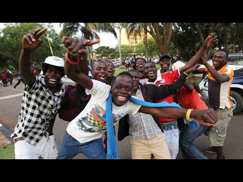 Watch live: Celebrations in Zimbabwe after Mugabe resigns