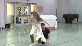 Cincinnati Ballet Romeo & Juliet Dancer Interviews