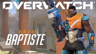 [NOW PLAYABLE] Baptiste | Overwatch