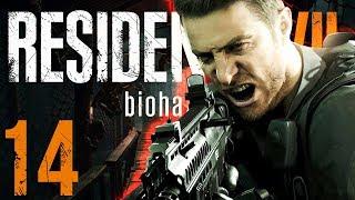 NOT A HERO DLC | Resident Evil 7 - Part 14