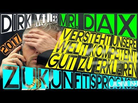 Dirk Müller Mr. Dax im GESPRÄCH über die ZUKUNFT der WELT 2017