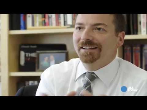 "Chuck Todd the new ""Meet the Press"" moderator"
