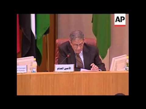 Arab nations approve indirect Israeli-Palestinians talks
