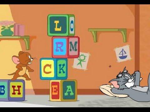 كرتون توم وجيري ومغامرات المدرسة - لعبة توم وجيري