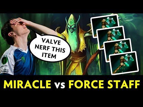 Miracle vs Force Staffs — hardest Necrophos counter
