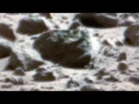 NASA MARS CURIOSITY ROVER SOL 604 -  SIGNS OF LIFE ON MARS PAST OR PRESENT ?