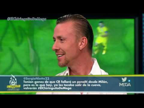 "Guti: ""Ojalá Neymar venga al Real Madrid"""