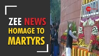 DNA: Zee News pays homage to martyrs who died in Indian Parliament attack