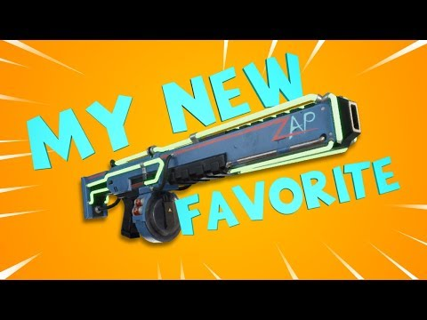 NEW Mercury LMG is OP! Best New Weapon in Fortnite! | Review & Gameplay