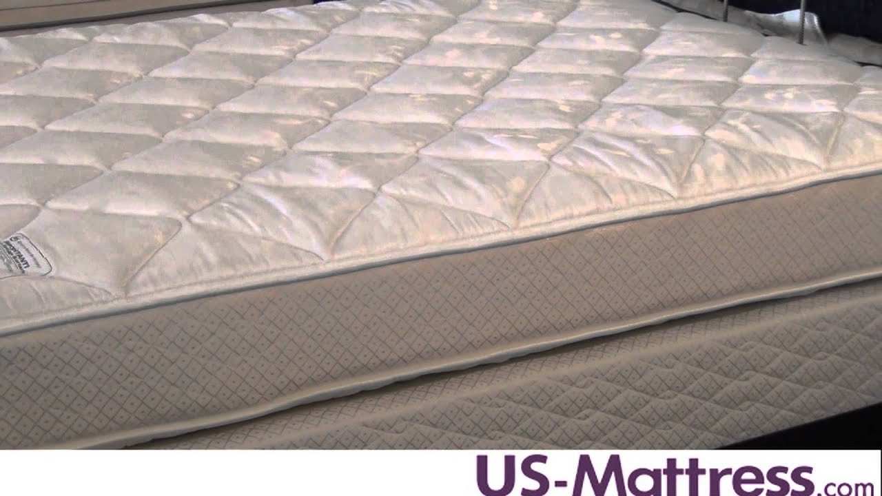 Serta Perfect Sleeper Presidential Suite Double Sided Firm