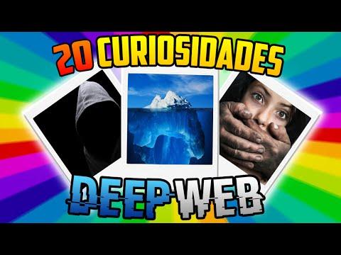 20 CURIOSIDADES SOBRE LA DEEP WEB (WEB PROFUNDA)