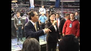 [Pastor C.S.Lee] The Healing & Miracle Crusade in Mexico city, Mexico