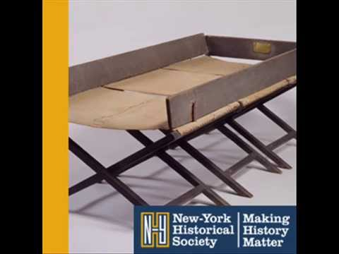 George Washington's Valley Forge Camp Bed (427) | New-York Historical Society